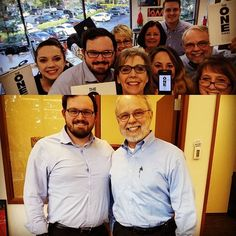 Our team (Integrity Homeselling Team) is reading through Gary Keller's 'The One Thing' book. We love it! Watch out world, IHST is going to be laser focused!    Also, It turns out Rich and I dressed the same today... Social media website link: https://elink.io/p/aaron-morrow-relator2morrow-s-social-media-links
