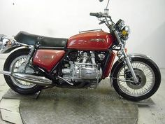 eBay: 1975 Honda GL1000K0 Goldwing Unregistered US Import Barn Find Classic To Restore #motorcycles #biker