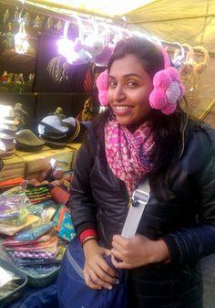 Chowrasta Bazaar Earmuffs