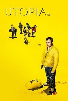 Utopia (2013).... if you haven't watched Channel 4's Utopia yet, why not!? It's brilliant :) Available on 4OD