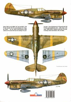 Kagero Monographs 43 – Curtiss P-40 Vol. III