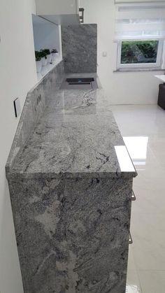#Viscont #White #Granit hat eine natürliche Eleganz und eine große Auswahl an traditionelle und exotische Designs.  http://www.granit-arbeitsplatten.com/Viscont-White-granit-arbeitsplatten-Viscont-White