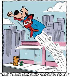 Heathcliff Comic Strip, October 12, 2016     on GoComics.com
