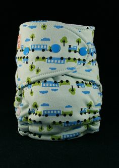 One-Size Chuggalong ~ knit by Orange Diaper Co, via Flickr