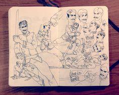 Sketchbook 11_2012-1_2013 - Jared Illustrations