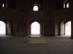 Asif Jah Tomb