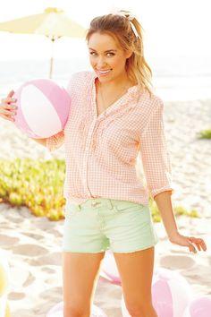Fashion Alert: Lauren Conrad Mint!