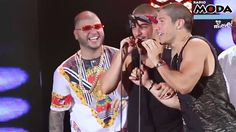¡Maluma troleó a Chino y Nacho en los Heat Latin Music Awards!