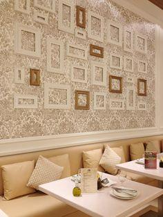 Aya Lebanese Restaurant Interior Design restaurant coffee shop
