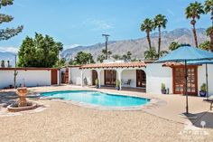 See this home on Redfin! 1179 N Calle Rolph, Palm Springs, CA 92262 #FoundOnRedfin