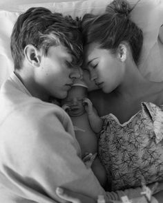 Lucky Blue Smith and Stormi Bree Welcome Daughter
