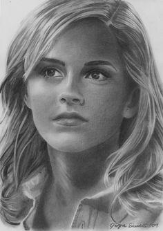 Hermione Granger by jojokersina.deviantart.com