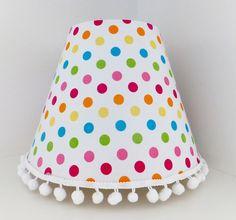 24 Best Polka Dot Lamp Shade Images Shades