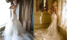 100 Most-Pinnned Mermaid Wedding Dresses-A beautiful mermaid wedding dress is a sexy choice for a bride looking to show off her figure on her wedding day. Mermaid wedding dresses come in lots of styles and we've chosen some of our favorites to sh. Long Sleeve Wedding, Wedding Dress Sleeves, Wedding Dresses 2018, Bridal Dresses, Wedding Day, Wedding Tips, Budget Wedding, Wedding Ceremony, 2017 Wedding
