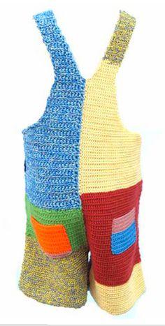 Crochet Dungarees
