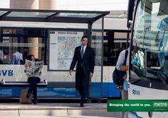 Metro: Obama   Ads of the World™