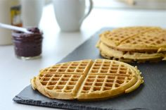 Gluten Free Oat Waffles (Ridiculously Awesome!) | Girl Makes Food