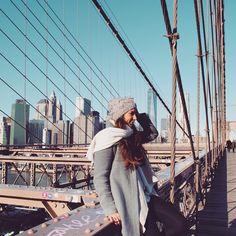 "252 Gostos, 4 Comentários - J (@julijgr) no Instagram: ""NYC 🔛   #nyc #newyork #travel #love ➖"""