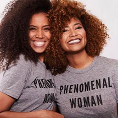 """""""'Cause I'm a woman Phenomenally. Phenomenal woman That's me."""" Maya Angelou  Super into @meenaharris' #PhenomenalWoman tees that raise funds for women's rights organizations. Learn more at omaze.com/woman   via MARIE CLAIRE MAGAZINE OFFICIAL INSTAGRAM - Celebrity  Fashion  Haute Couture  Advertising  Culture  Beauty  Editorial Photography  Magazine Covers  Supermodels  Runway Models"""