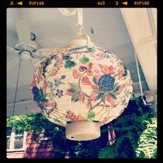These are my new paper lanterns to hang from our front porch. Battery operated. Only $16 for 4.
