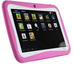 "Low Cost Kingfit 7"" Learning Tablet PC For Children"