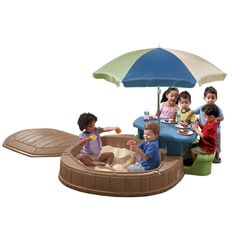 'Naturally Playful' Summertime Play Centre for $199.99