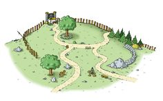 #guild area from the game #travians at http://www.travians.com