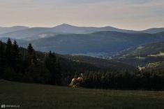 Krkonoše - Rýchory   Dvorský les Mountains, Nature, Travel, Naturaleza, Viajes, Destinations, Traveling, Trips, Nature Illustration