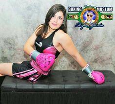 La boxeadora nacida en Cuauhtémoc, Chihuahua, Yamileth