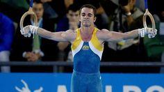 Australian gymnast Josh Jefferis