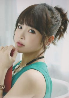Boram...my very first bias from the world of all girl K-Pop groups T-ara had it going strong then as well as now,