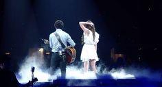 "Nick Jonas pens ""Wedding Bells"" for Miley Cyrus http://wp.me/p1JY7E-6A #nickjonas #mileycyrus #niley"