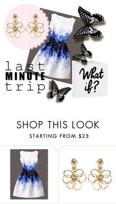 """""""Tidestore Reviews"""" by tidestore-reviews ❤ liked on Polyvore featuring WithChic, Oscar de la Renta, Beauty, dress, womenfashion and tidestorereviews"""