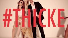 Emily Ratajkowski on Robin Thicke - Blurred Lines Music Video [DIRTY]
