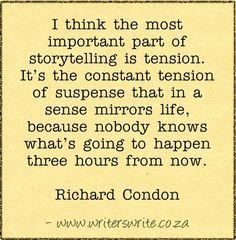 Quotable - Richard Condon