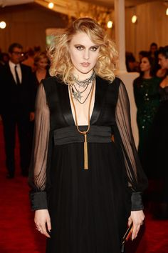 Met Gala 2013: See All the Red Carpet Looks - The Cut  CAUSE THIS IS THRILLER, THRILLER NIGHT...