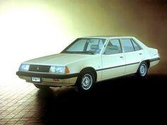 Mitsubishi Galant (1980 – 1983).
