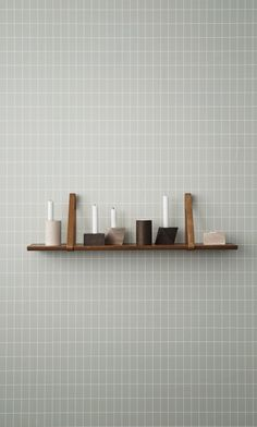 All candleholders by ferm LIVING. www.fermliving.com