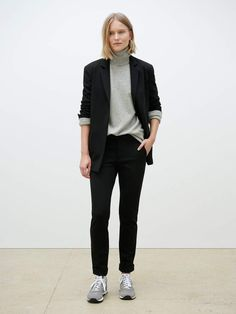 Little And A Lot Pant – Everybody & Everyone Dinners To Make, Carbon Footprint, Trouser Pants, Office Fashion, Skin Tight, Body Measurements, Normcore, My Style, How To Wear