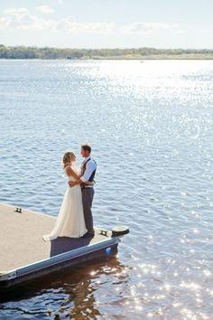 Queensland wedding locations | Ricky's Bar and Restaurant, Noosa #weddings #river #couple #romance