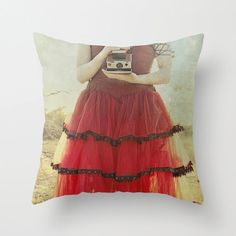 Passion by BijouxBySoph on Etsy - The title says it all!  Thanks for including my red shoes!