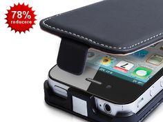 Protejaza-ti telefonul cu husa de protectie de tip Flip! Profita acum de reducerea oferita de Dream Deals si protejaza-ti telefonul cu doar 12 Lei!
