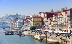 The Douro River, Porto, Portugal