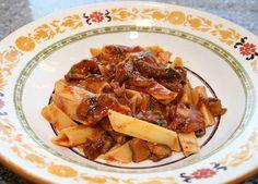 Mixed Mushroom Pasta (maybe add some pancetta)
