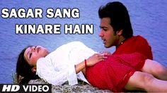 Sagar Sang Kinare Hain Video Song - Kumar Sanu, Poornima - Maine Pyar Tu...
