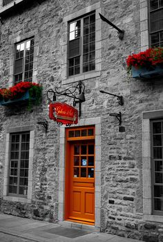 """Old Quebec City My husband and I loved Quebec City, no reason to cross """"the pond""""we had a taste of Europe on our side."""