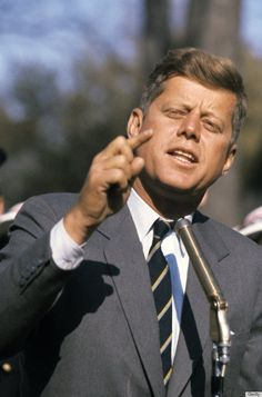 John Fitzgerald Kennedy (May 1917 – November commonly referred to by his initials JFK, was an American politician who served as the US President from January 1961 until his assassination in November John Kennedy, Jacqueline Kennedy Onassis, American Presidents, Us Presidents, Kentucky, White Pocket Square, Georgia, John Fitzgerald, Star Wars