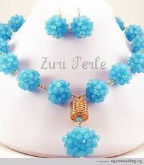 Nigerian Beaded Jewelry