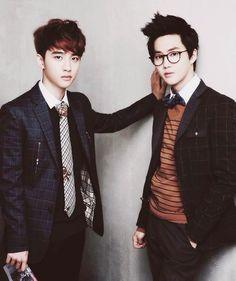Kyungsoo & Suho ♡