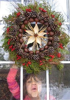 Late Autumn Wreath